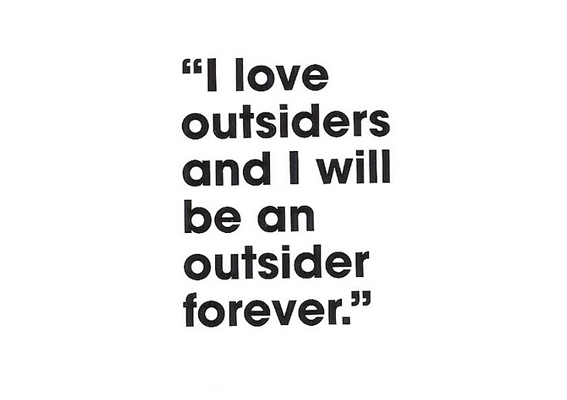 i love outsiders