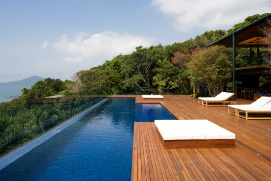 bja architects house in the trees
